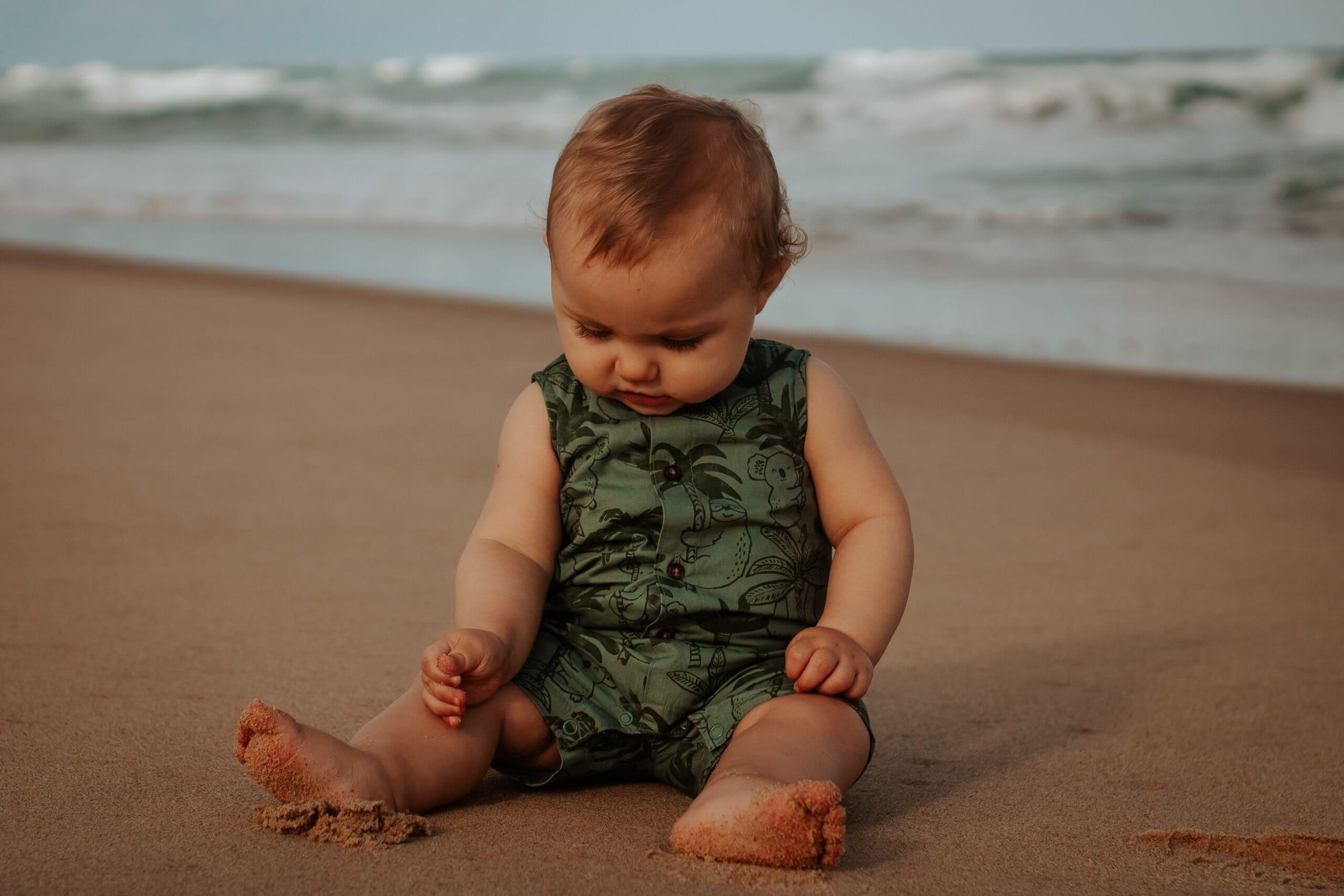 Ausflug mit Baby
