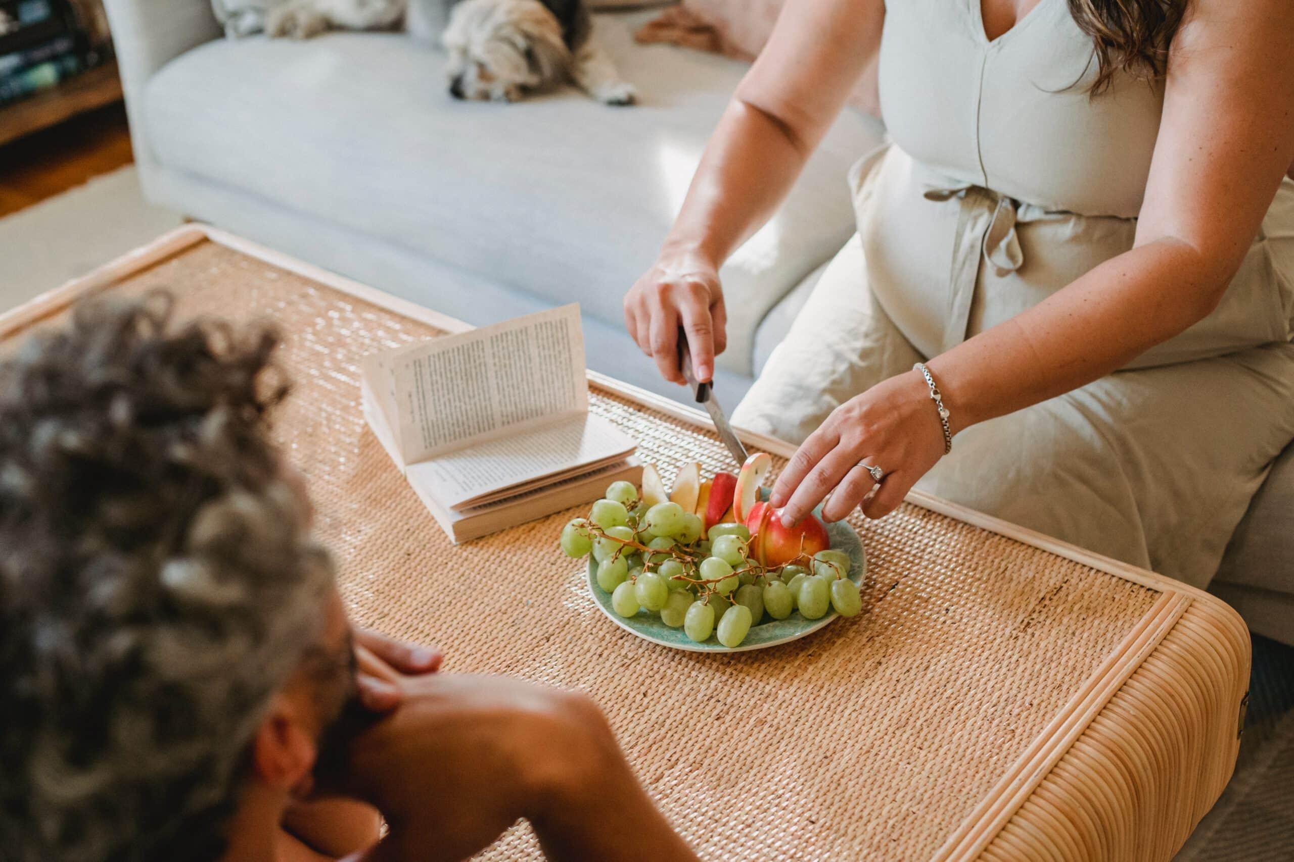 Vegetarische Ernährung Schwangerschaft