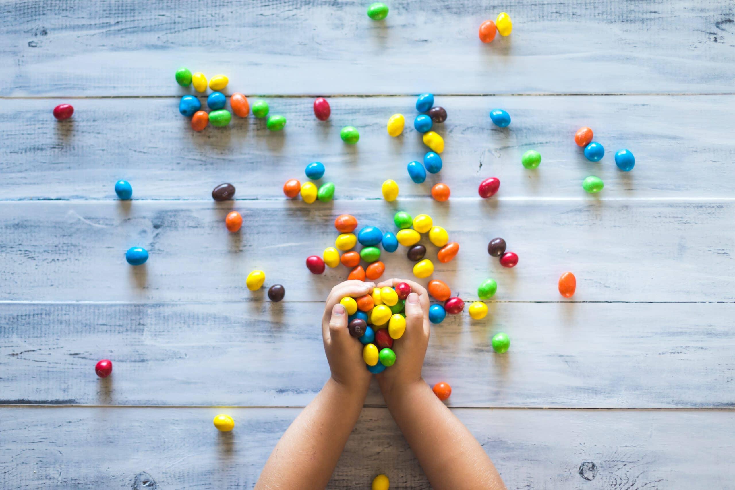 Wie viel Zucker ist gesund für Kinder?